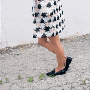 Kate Spade patent leather flats